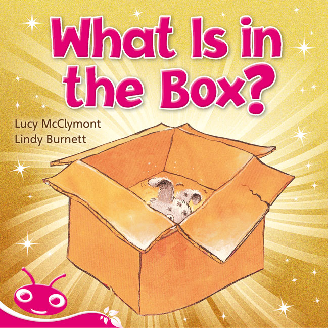 Bug Club Level  2 - Pink: What Is in the Box? (Reading Level 2/F&P Level B)
