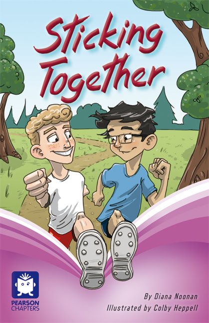 Pearson Chapters Year 5: Sticking Together - Image
