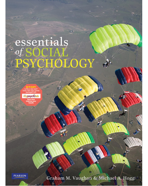 Essentials of social psychology 1st vaughan hogg buy online at essentials of social psychology 1st vaughan hogg buy online at pearson fandeluxe Image collections