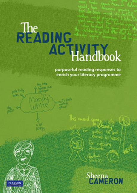 The Reading Activity Handbook: Purposeful Reading Responses To Enrich Your Literacy Programme - Image
