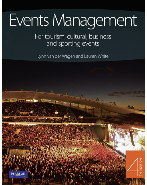 EVENT MANAGEMENT - 4TH EDITION