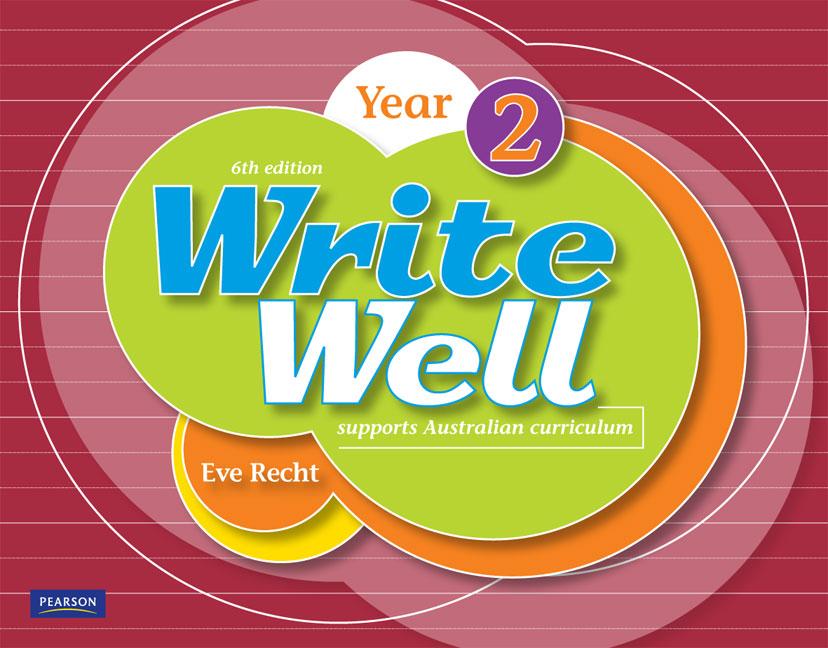Write Well Year 2 - Image
