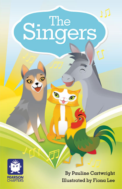 Pearson 9781442537613 Chapters Year 2 The Singers Reading Level 15 20 FP I K