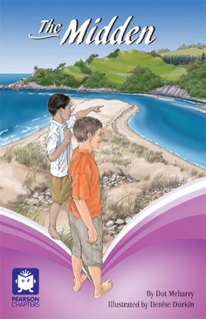 Pearson Chapters Year 5: The Midden - Image