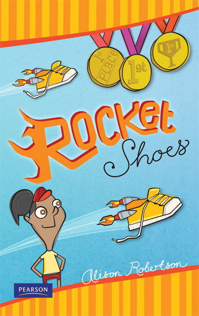 Nitty Gritty 0: Rocket Shoes - Image