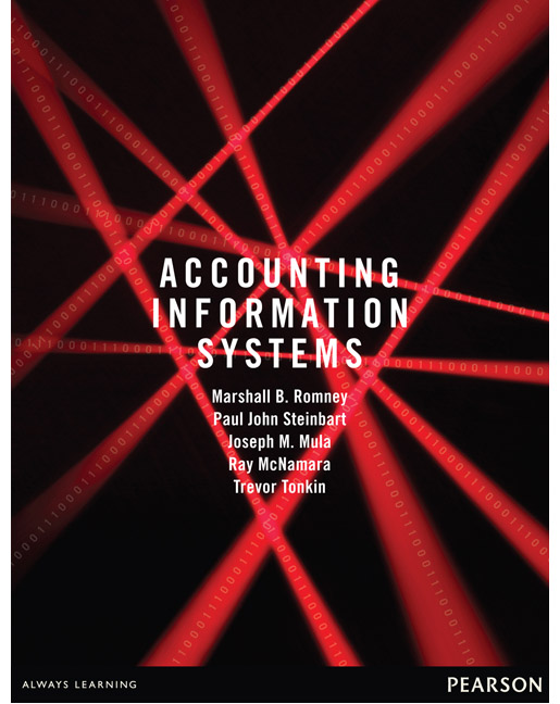 Accounting Information Systems Australasian edition, 1st, Romney ...