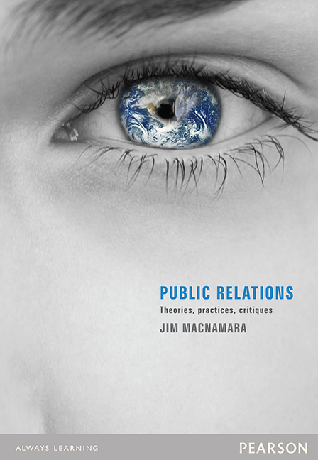 the public relations theory Beginning with the basic premise that public relations can best be understood as a specialized type of communication, the contributors to this volume establish public relations as a vital and viable realm for communication research and theory development through the application of communication.
