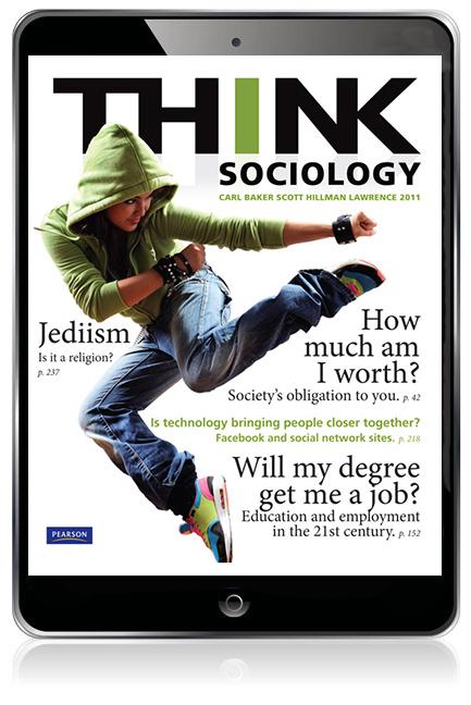 THINK Sociology eBook - Image
