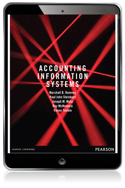 Accounting information systems australasian edition ebook 1st pearson 9781442546790 9781442546790 accounting information systems australasian edition ebook fandeluxe Image collections
