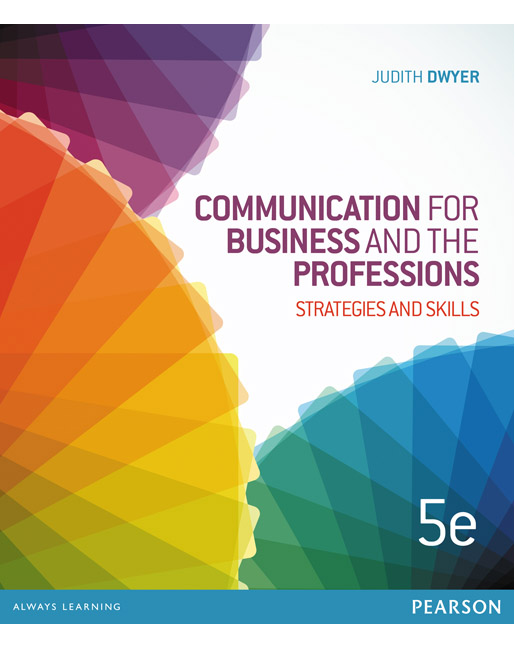 Business Communication Communication For Business
