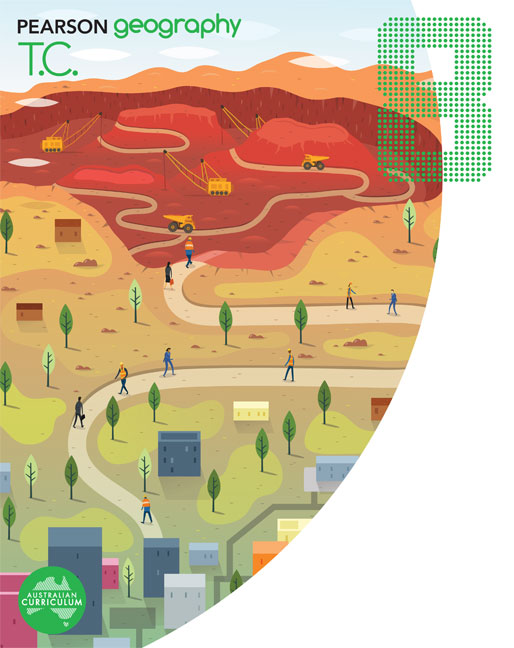 Pearson Geography  8 Teacher Companion - Image