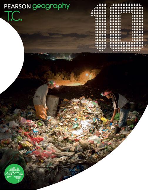 Pearson Geography 10 Teacher Companion - Image