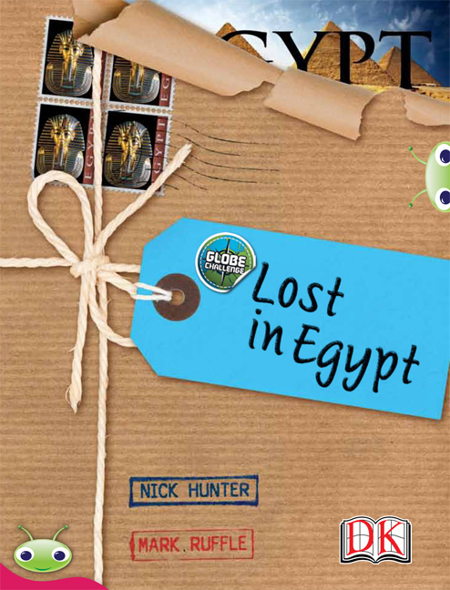 Bug Club Level 27 Ruby: Lost In Egypt (Reading Level 27/F&P Level R)