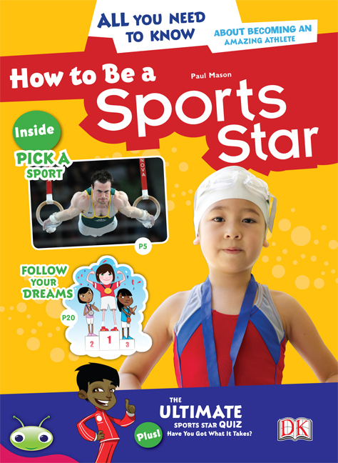 Bug Club Level 27 - Ruby: How to be a Sports Star (Reading Level 27/F&P Level R)
