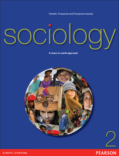 Sociology: A Down to Earth Approach - Image