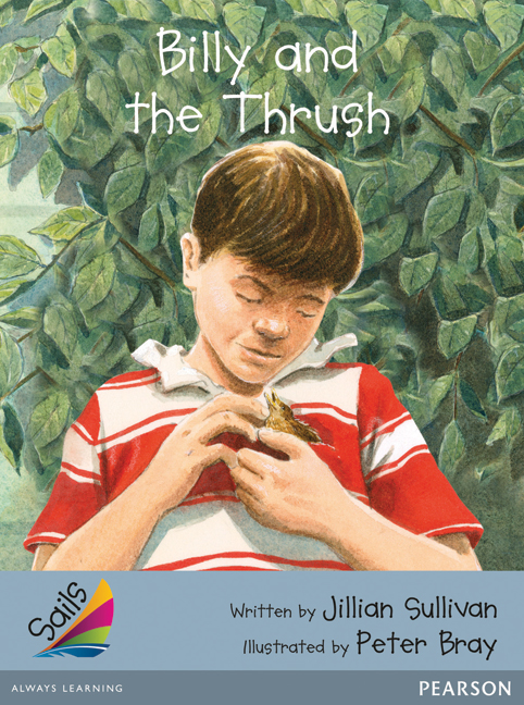 Sails Additional Fluency - Silver: Billy and the Thrush (Reading Level 23-24/F&P Level N-O)