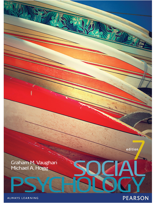 Social psychology 7th vaughan graham hogg michael buy online the 7th edition of this best selling social psychology text by graham vaughan and michael hogg social psychology retains the structure and approach of the fandeluxe Image collections