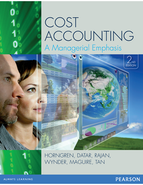 solution chapter 1 cost accounting and managerial emphasis View notes - cost_accounting_a_managerial_emphasis_13_e_solutions_manual_horngren from business & accounting at california state university , monterey bay 1-chapter.