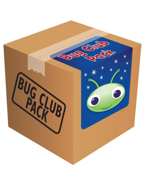 Bug Club Level 27 & 28 Ruby Pack