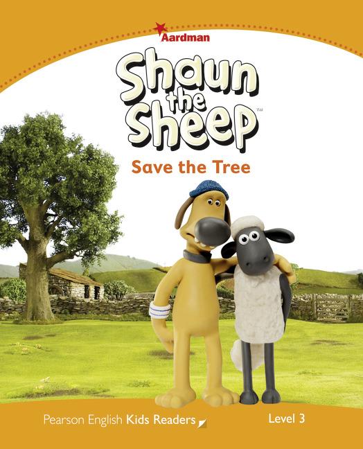 Pearson English Kids Readers Level 3: Shaun the Sheep Save the Tree - Image
