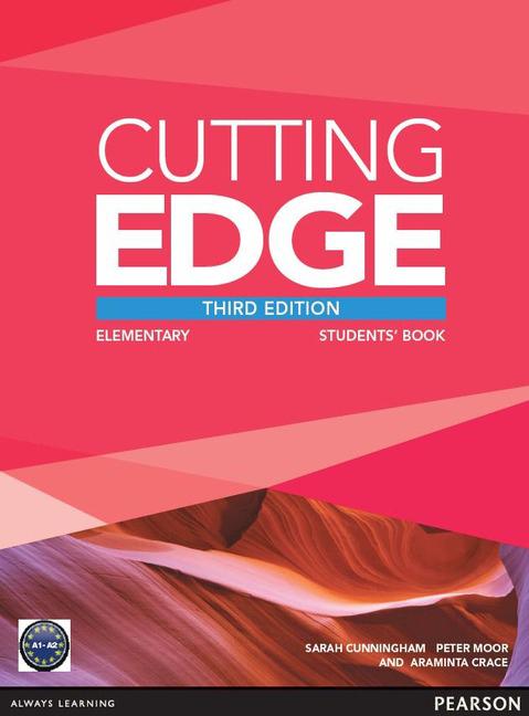 حل كتاب cutting edge ksa