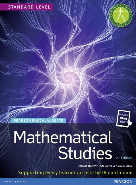 Mathematical Studies Standard Level (Book + eBook)