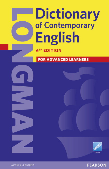 Longman Dictionary of Contemporary English + Online Access