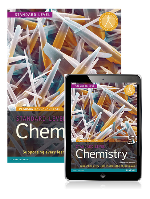 Chemistry for the IB Diploma Standard Level (Book + eBook)