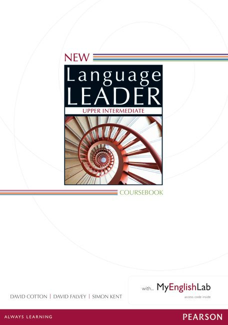 New language leader upper intermediate coursebook with myenglishlab pearson 9781447961543 9781447961543 new language leader upper intermediate coursebook with myenglishlab fandeluxe Choice Image