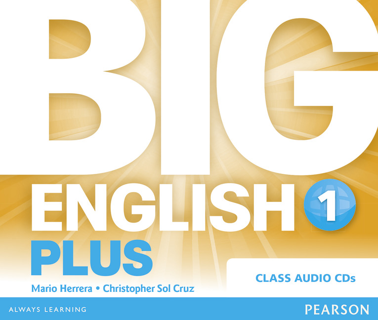 Big English Plus 1 Class CD