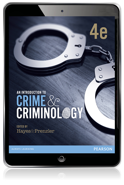 An introduction to crime and criminology ebook 4th hayes an introduction to crime and criminology ebook 4th hayes hennessey prenzler tim buy online at pearson fandeluxe Image collections