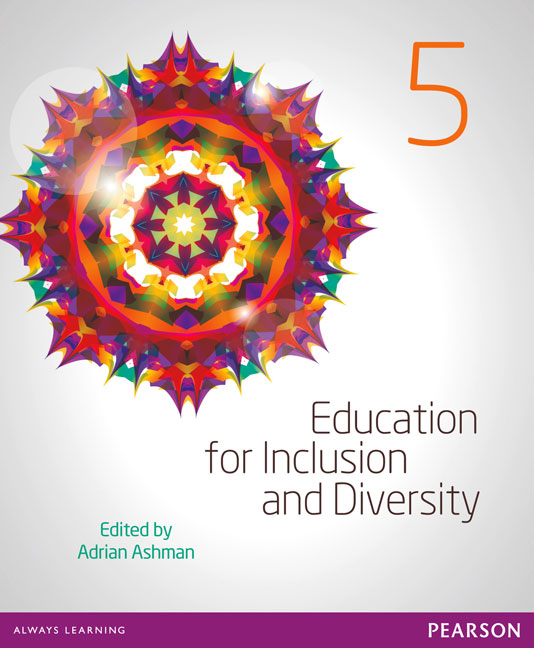 Education for inclusion and diversity 5th ashman adrian buy education for inclusion and diversity 5e continues to build on the concept of inclusive curriculum and the diversity of learning needs fandeluxe Image collections