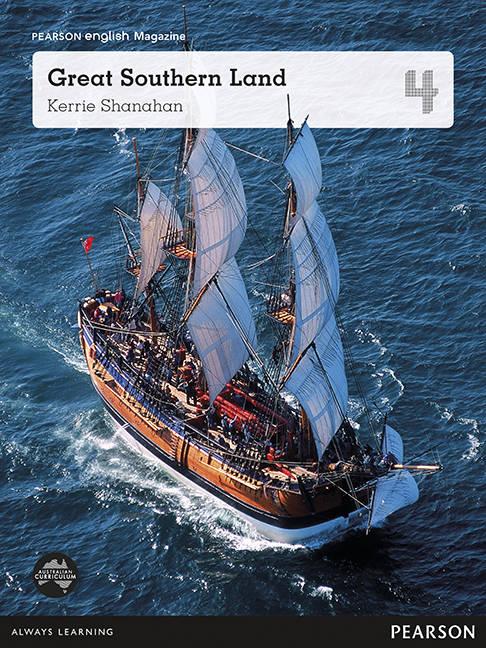 Pearson English Year 4: Great Southern Land - Student Magazine (Reading Level 26-28/F&P Level Q-S)