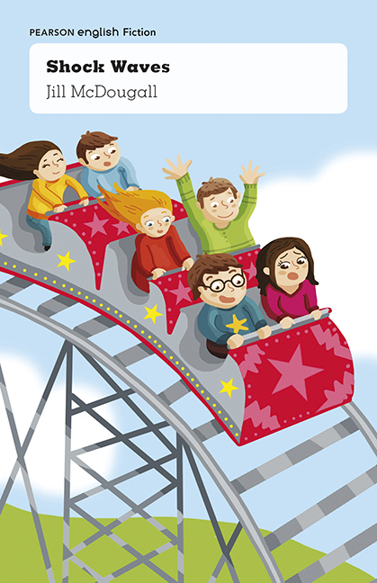 Pearson English Year 4: Theme Park Forces - Shock Waves (Reading Level 26-28/F&P Level Q-S)
