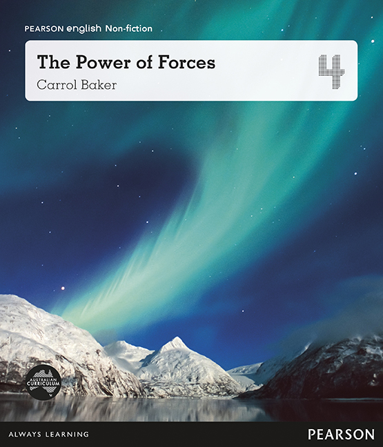 Pearson English Year 4: Theme Park Forces - The Power of Forces (Reading Level 26-28/F&P Level Q-S)