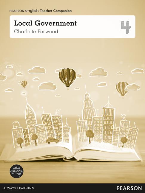 Pearson English Year 4: Local Government - Teacher Companion