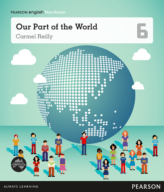 Pearson English Year 6: Australia and Asia - Our Part of the World (Reading Level 30++/F&P Level W-Y)