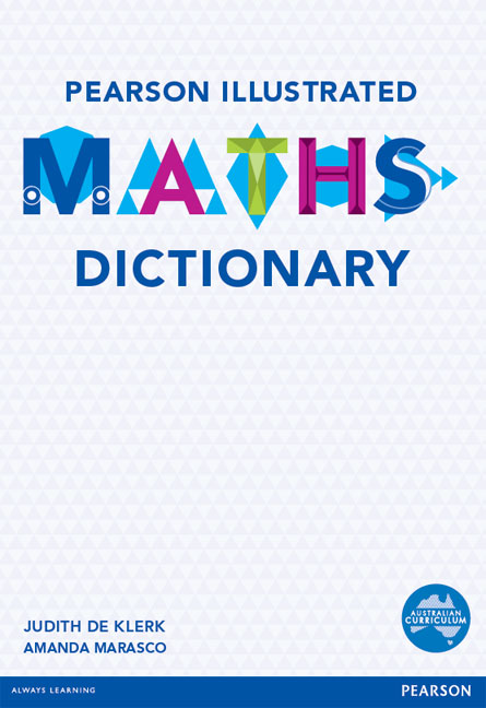 Pearson Illustrated Maths Dictionary