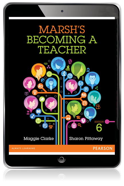 marsh becoming a teacher pdf