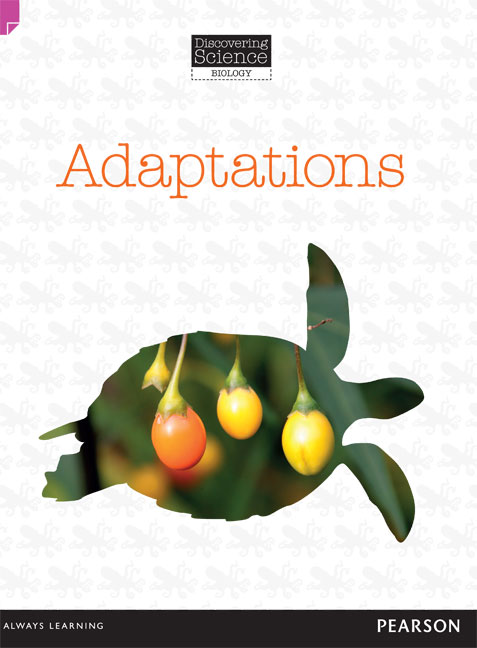 Discovering Science - Biology: Adaptations (Reading Level 29/F&P Level T) - Image