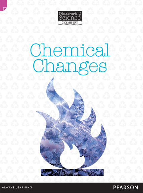 Discovering Science (Chemistry Upper Primary): Chemical Changes (Reading Level 30/F&P Level U)