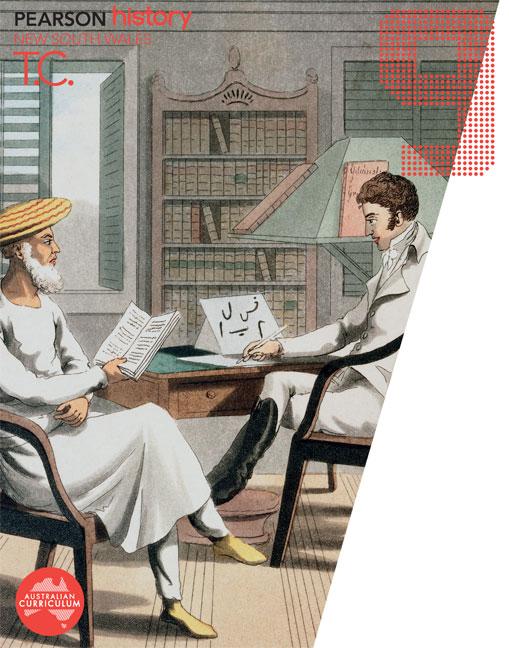 Pearson History New South Wales  9 Teacher Companion - Image