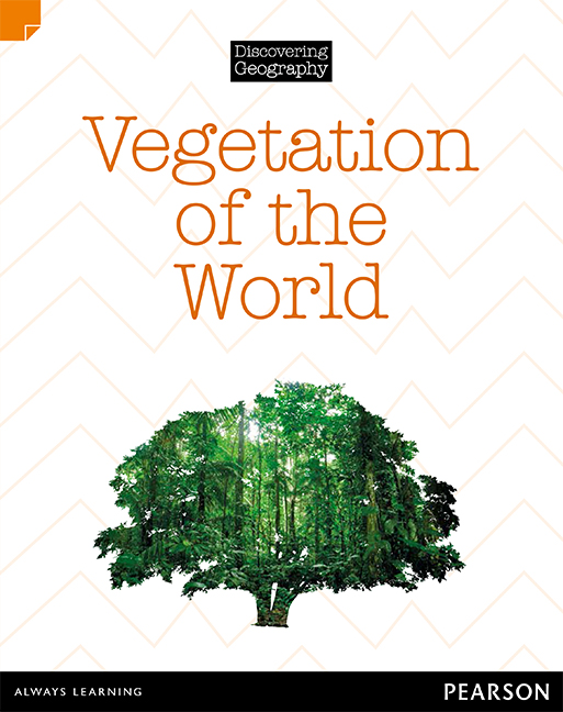 what are the types of vegetation
