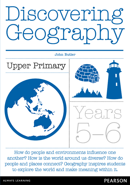 Discovering Geography Upper Primary Teacher Resource Book