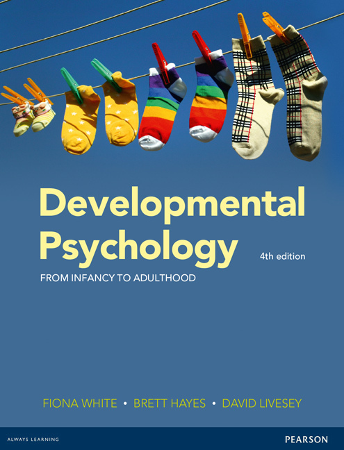 Developmental Psychology: From Infancy to Adulthood - Image