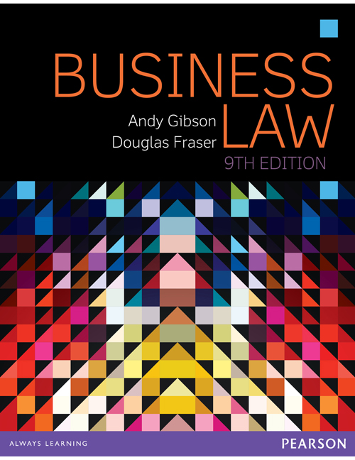 Law hospitality management libguides at box hill institute business law 9th ed by andy gibson douglas fraser fandeluxe Choice Image