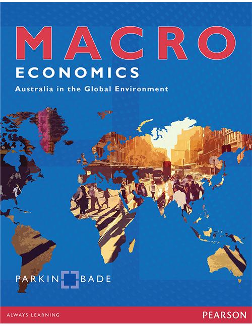 Macroeconomics: Australia in the Global Environment