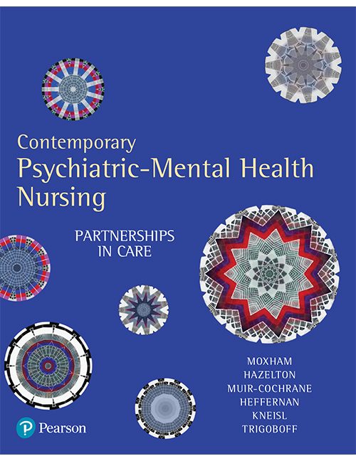 Contemporary Psychiatric Mental Health Nursing Partnerships In Care