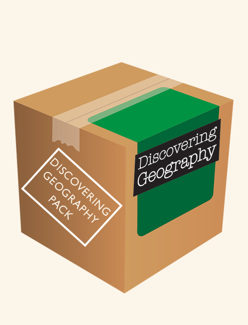 Discovering Geography Middle Primary Pack