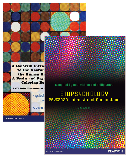 Value Pack Biopsychology Custom Edition A Colorful Introduction